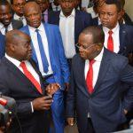La visite du Ministre d'État, Ministre du Plan,Son Excellence Modeste BAHATI LUKWEBO